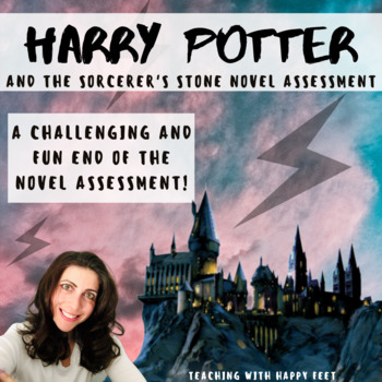 Harry Potter and the Sorcerer's Stone Book Test!