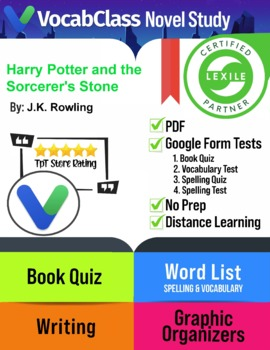 Harry Potter and The Sorcerer's Stone By J.K. Rowlings Nov