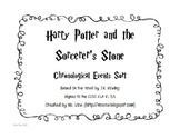Harry Potter and the Sorcerer's Stone Chronological Order