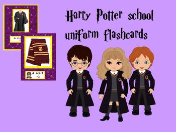 Harry Potter school uniform