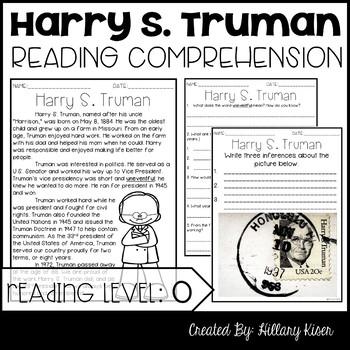 Harry S. Truman Biography