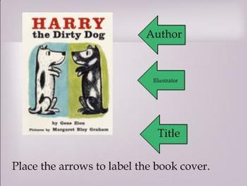 Harry the Dirty Dog Smartboard Lesson
