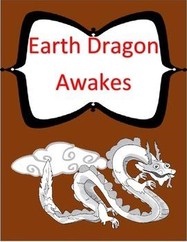 Hartcort Journeys 4th Grade Lesson 12 Earth Dragon Awakes