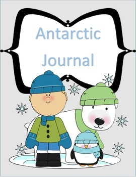 Hartcort Journeys 4th Grade Lesson 13 Antarctic Journal Vo