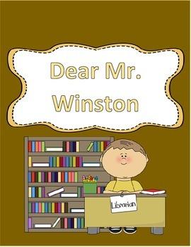 Hartcort Journeys 4th Grade Lesson 9 Dear Mr. Winston Voca