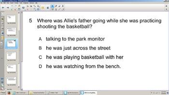 Hartcourt Trophies Reading Third Grade, Allie's Basketball