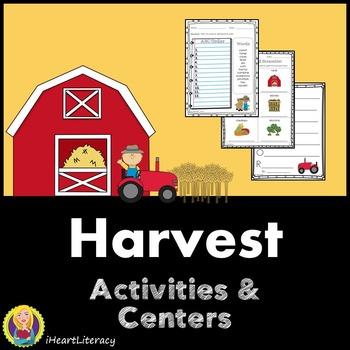 Harvest Activities