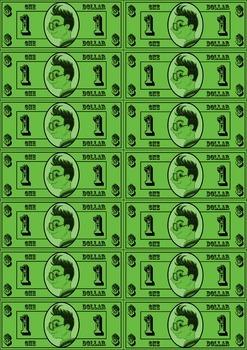Play Money - Harvey Dollars