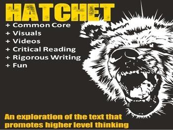 Hatchet Common Core Resources
