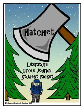 Hatchet Literature Circle Journal Student Packet