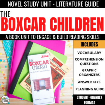 Boxcar Children Foldable Novel Study Unit
