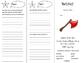 Hatchet Trifold - Reading Street 6th Grade Unit 3 Week 1