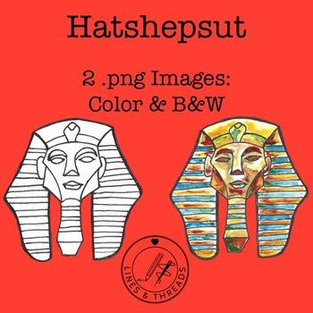 Hatshepsut Clip Art