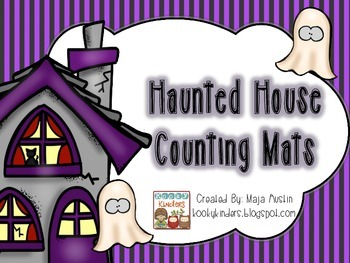 Haunted House Counting Mats