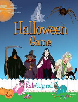 Haunted House Party Halloween Game