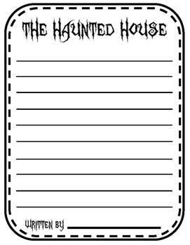 Haunted House Writing