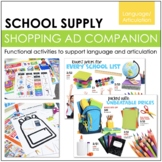 Have You Filled Your Backpack Today? (Back-to-School Speec