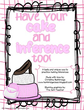 Have Your Cake and Inference Too!- a Crazy Cake Inference
