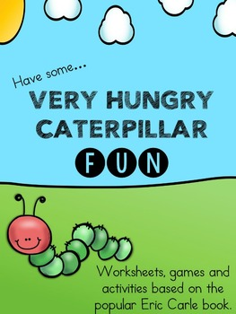 """Have some """"Very hungry caterpillar"""" fun"""