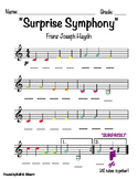 """""""Surprise Symphony"""" By Haydn for Boomwhackers"""