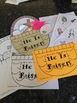 He Is Risen! Easter Craftivity, Activities, and Games