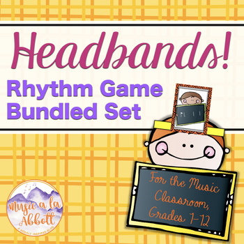 Headbands!  A Collection of Rhythm Decoding Game