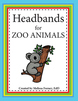 Headbands for Zoo Animals