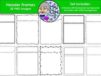 Header Frames