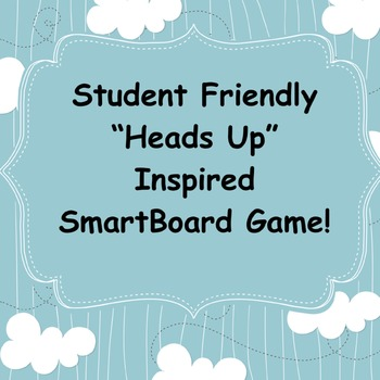 Heads Up Inspired Act It Out Game