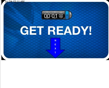 Heads Up for the Smart Board! Customizable Template for an