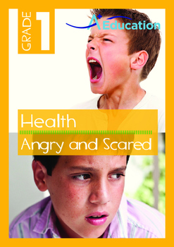 Health - Angry and Scared - Grade 1