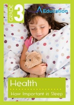 Health - How Important is Sleep - Grade 3