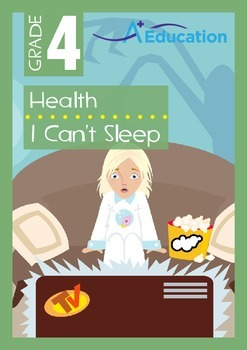 Health - I Can't Sleep - Grade 4