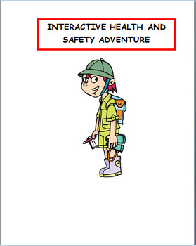 """Health & Safety-""""Dylan's Interactive Safety and Health Adv"""