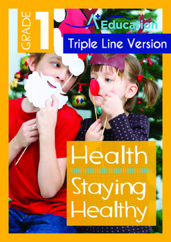 Health - Staying Healthy (I) - Grade 1 (with 'Triple-Track