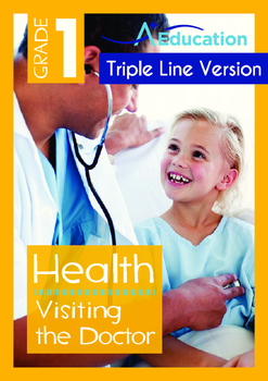 Health - Visiting the Doctor - Grade 1 (with 'Triple-Track