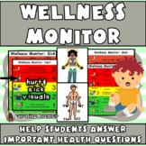 Health & Wellness Monitor: Help Communicate Sickness & Pai