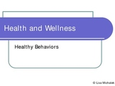 Health and Wellness PowerPoint Presentation Lesson Plan