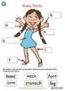 My Body Worksheets