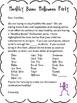Healthy Bones! {A healthy Halloween party idea and a menta