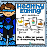 Healthy Eating Games or Centers