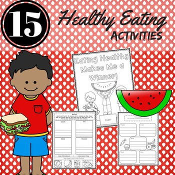 Healthy Eating Activities and Reading Comprehension