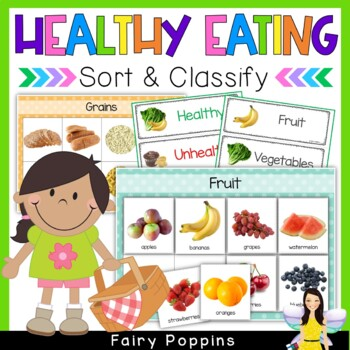 Healthy Eating Sort and Classify
