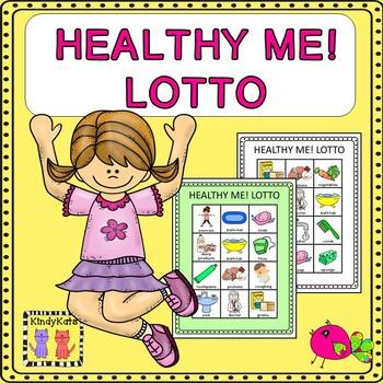 Healthy Habits Lotto