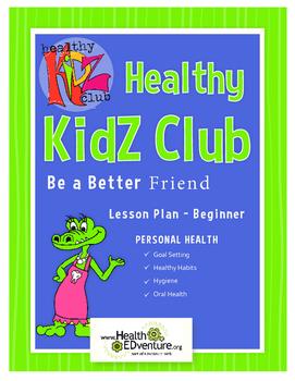 Be a Better Friend K-1