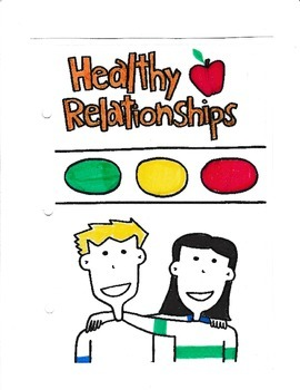 Healthy Relationships - Social Story