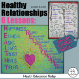 Health Lesson: Healthy Relationships - What Do They Look Like?
