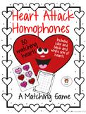 Heart Attack Homophones