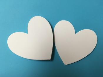 Heart Diecuts