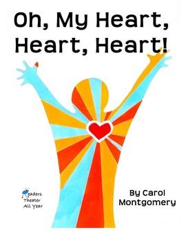 February Heart Health, Valentine's Day, Circulatory System